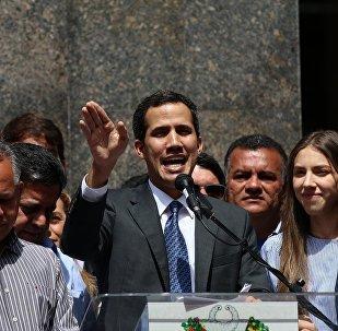 Venezüella Ulusal Meclis Başkanı Juan Guaido