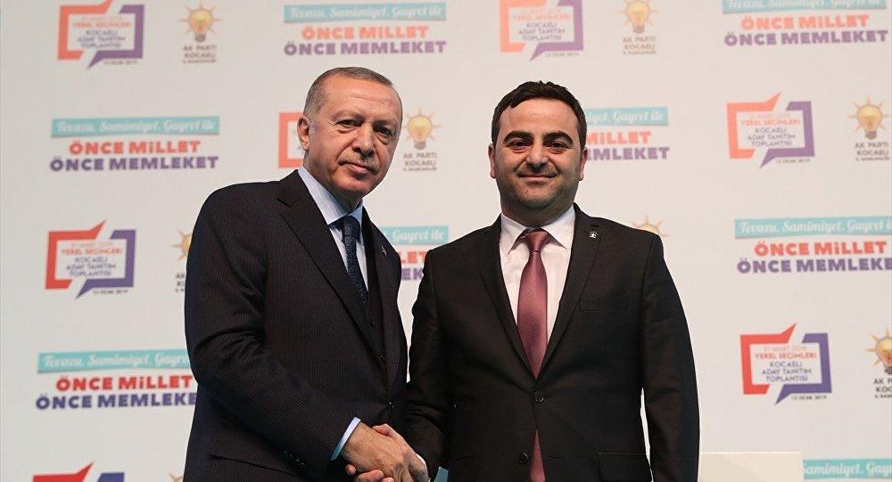 Cumhurbaşkanı Recep Tayyip Erdoğan-Mehmet Yasin Özlü