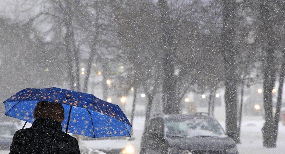 Rusya- Kar- Kış