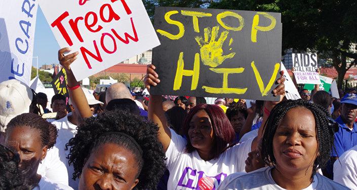 Güney Afrika'nın Durban kentinde Temmuz 2016'da 21. Dünya Aids Konferansı düzenlendi.