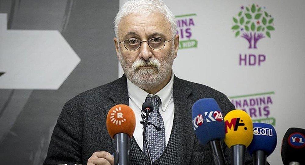 HDP Sözcüsü Saruhan Oluç