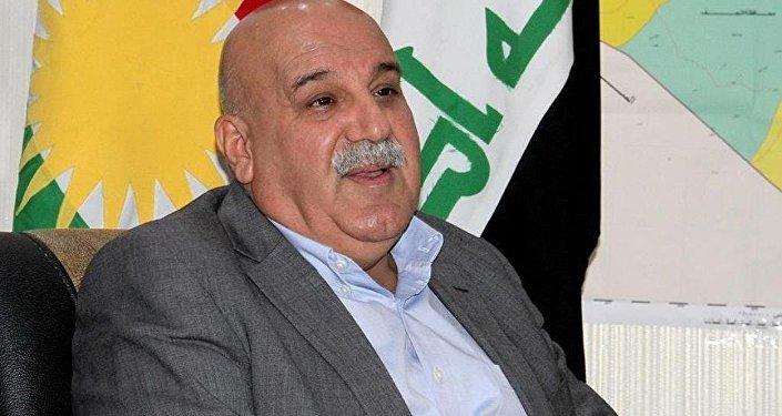 Peşmerge Bakanlığı Genel Sekreteri Cebbar Yaver