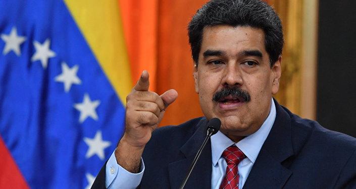 Venezüella lideri Nicolas Maduro