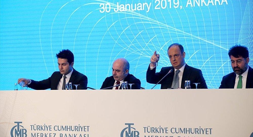 Merkez Bankasının 2019 Enflasyon Tahmini Yüzde 146 Sputnik Türkiye