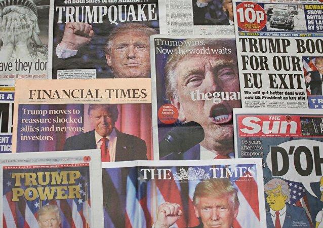 ABD Basını - Trump