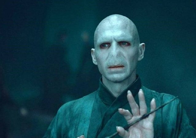 Harry Potter film serisinde yer alan Lord Voldemort karakteri