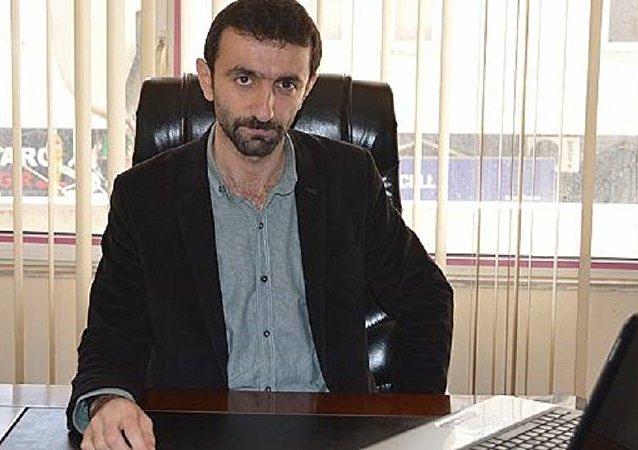 Sakarya Kuzey Gazetesi İmtiyaz Sahibi Ve Sorumlu Yazı İşleri Müdürü Münir Ali Kara