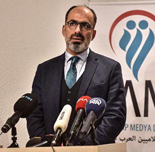 Türk Arap Medya Derneği Başkanı Turan Kışlakçı