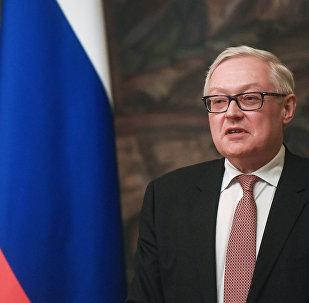 Rusya Dışişleri Bakan Yardımcısı Sergey Ryabkov