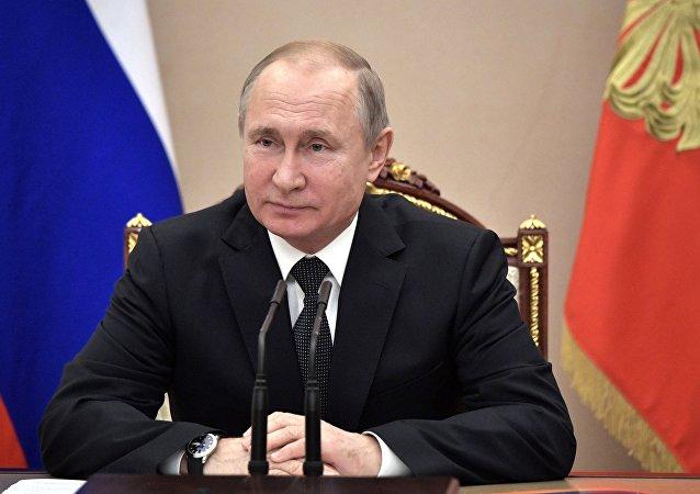 Rusya lideri Vladimir Putin