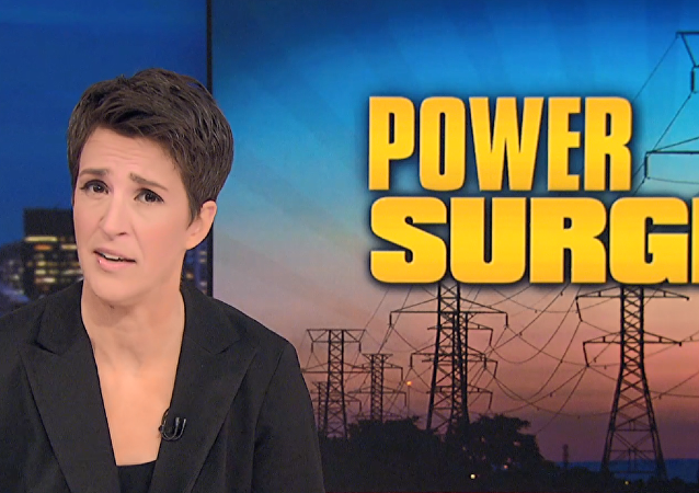 MSNBC's Rachel Maddow warns DNI report highlights Russia's and China's ability to shut down US power grid during extreme winter weather