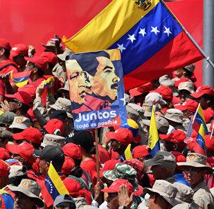 Venezüella'da Bolivarcı Devrim'in 20.yıldönümü