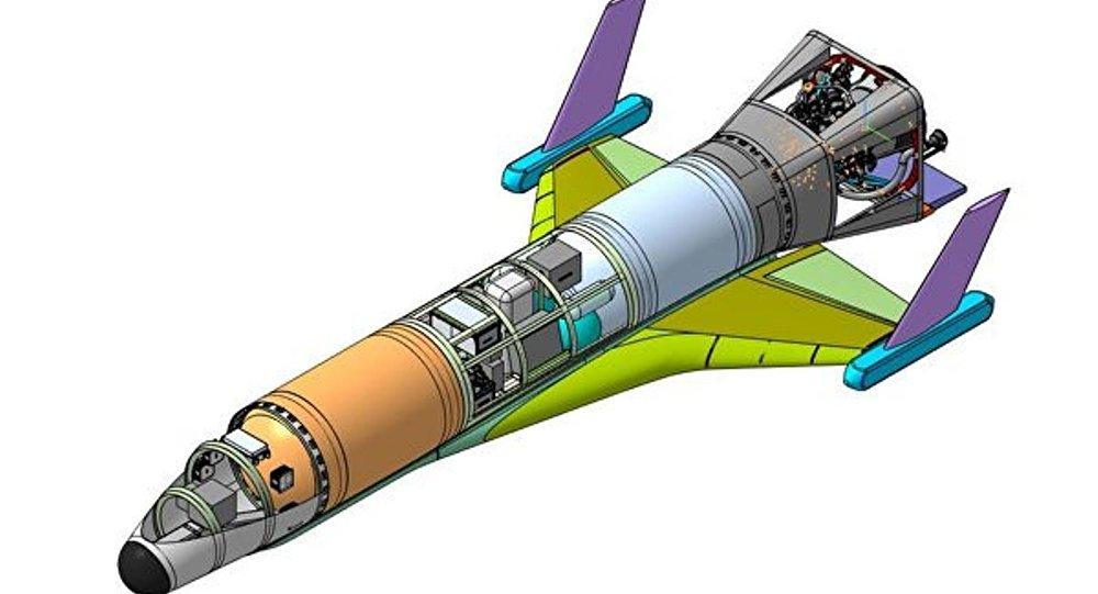 Rusya'nın ilk hipersonik hızlı insansız hava aracı