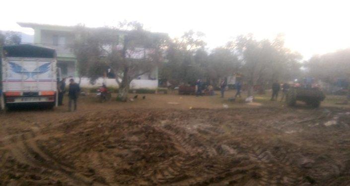 12 yaşındaki çocuk, traktörle babaannesini ezdi