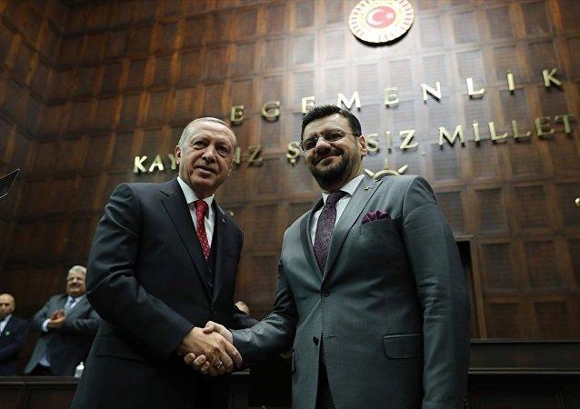 Tamer Akkal - Recep Tayyip Erdoğan