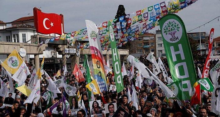 HDP, seçmen, miting