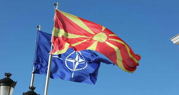 Makedonya - NATO