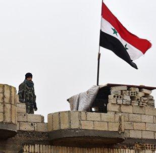 Menbiç- Suriye