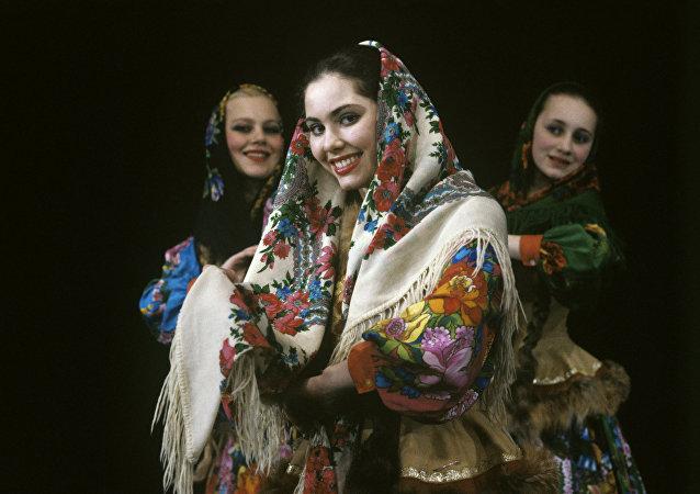 Rusların 6 geleneksel kıyafeti