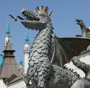 Türk inanışında ejderha