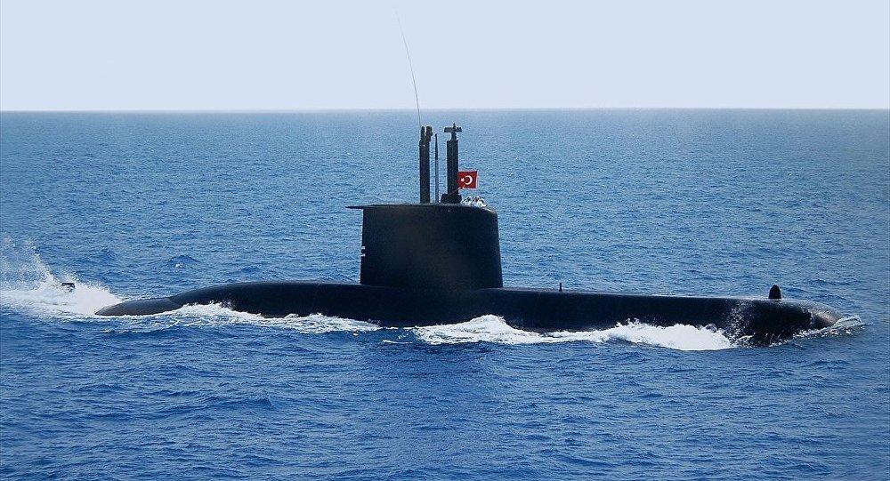 Preveze denizaltı ile ilgili görsel sonucu
