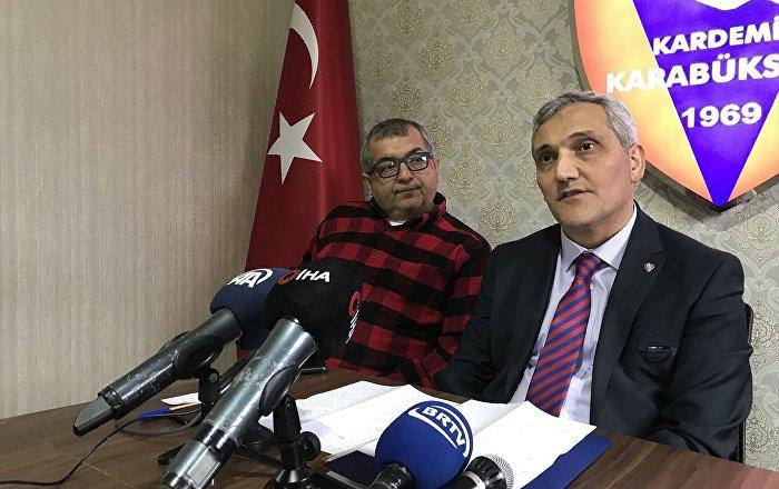 Kardemir Karabükspor Başkanı: Bize sahip çıkmayacaklarsa kayyuma gideceğiz