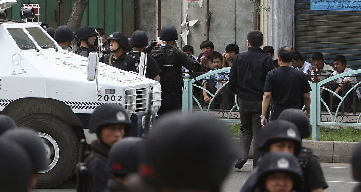 Sincan Uygur Özerk Bölgesi