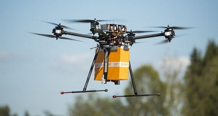 PTT, kargo, drone