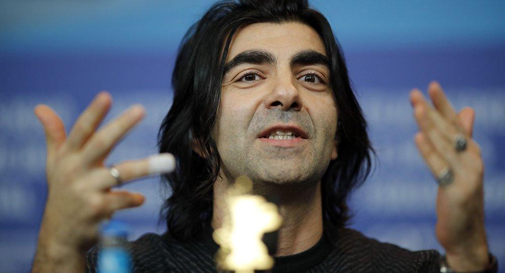 Senarist, yönetmen, yapımcı Fatih Akın, basın toplantısıyla 69'uncu Berlinale'de yarışan Der Goldene Handschuh (The Golden Glove/Altın Eldiven) filmini tanıttı.