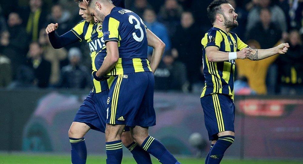 Fenerbahçe, UEFA Avrupa Ligi son 32 turu ilk maçında Rusya'nın Zenit takımını 1-0 yendi
