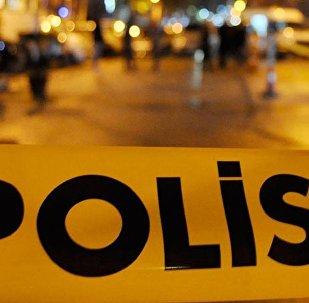 polis - olay yeri girilmez