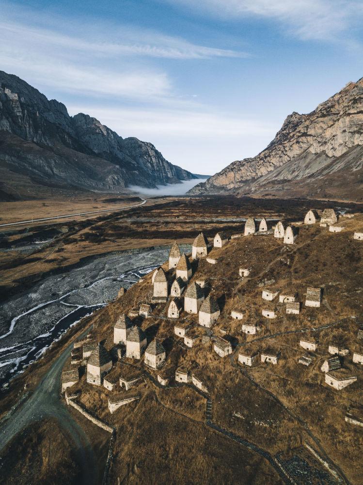 Terk edilmiş yerlerin görüntüleri