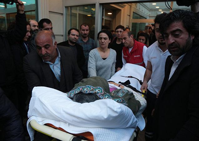 Tıbbi müdahaleyi kabul etmeyen Leyla Güven taburcu edildi