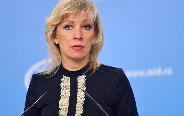 Zaharova: Lavrov, Pompeo'yu Venezüella'da güç kullanılması konusunda uyardı