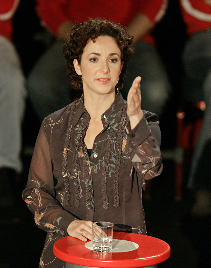 Amsterdam Belediye Başkanı Femke Halsema
