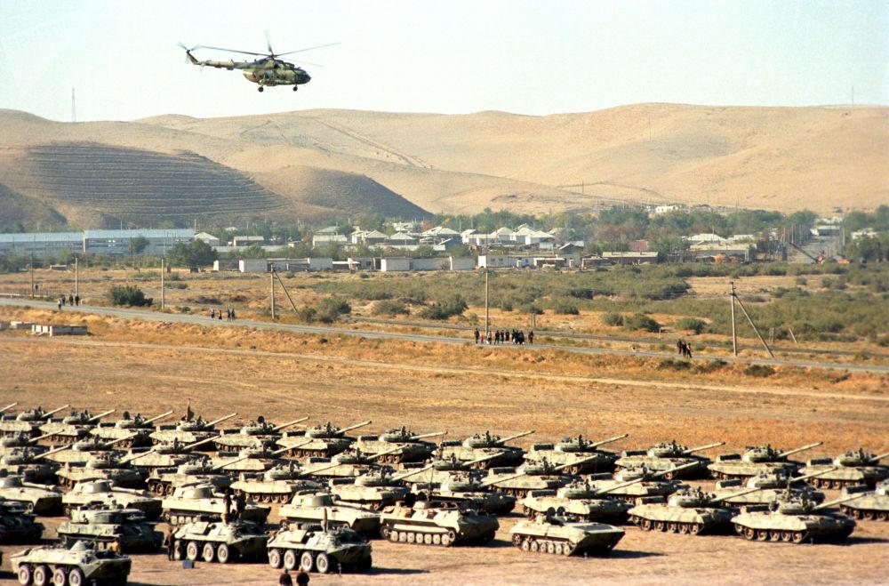 SSCB'nin Afganistan'dan çekilmesinin 30. yıldönümü