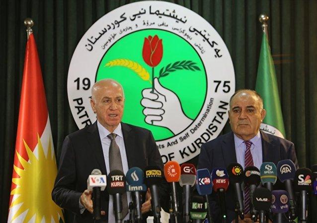 Irak'ta KDP ile KYB arasında anlaşma sağlandı