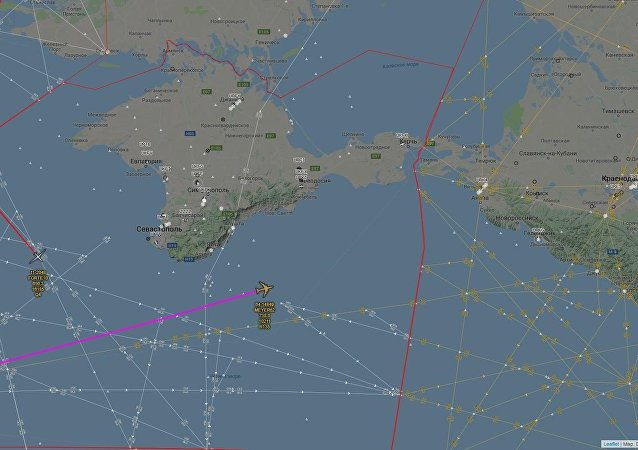 Rusya'nın Kırım ve Kaliningrad bölgeleri yakınlarında 3 keşif uçağının gözlemlendiği belirtildi.