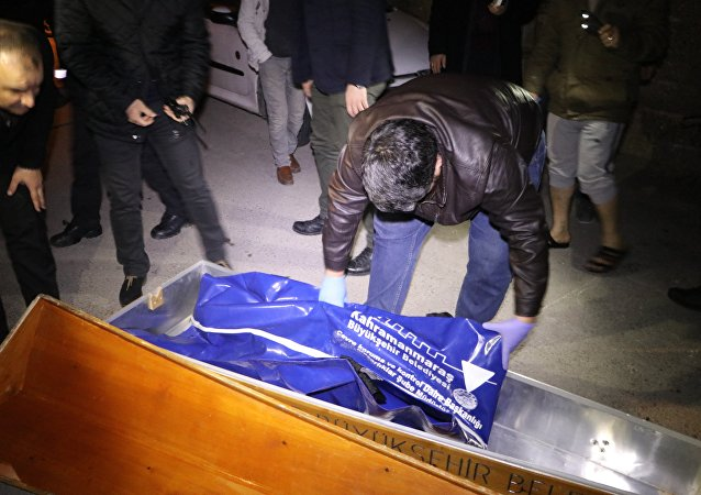 Kahramanmaraş'ta yangında 2 aylık bebek öldü