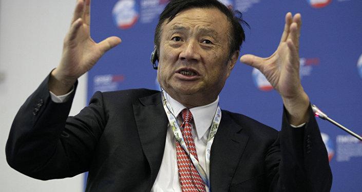 Huawei'nin kurucusu ve patronu Ren Zhengfei