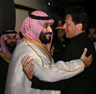 Suudi Arabistan Veliaht Prensi Muhammed bin Selman - Pakistan Başbakanı İmran Han
