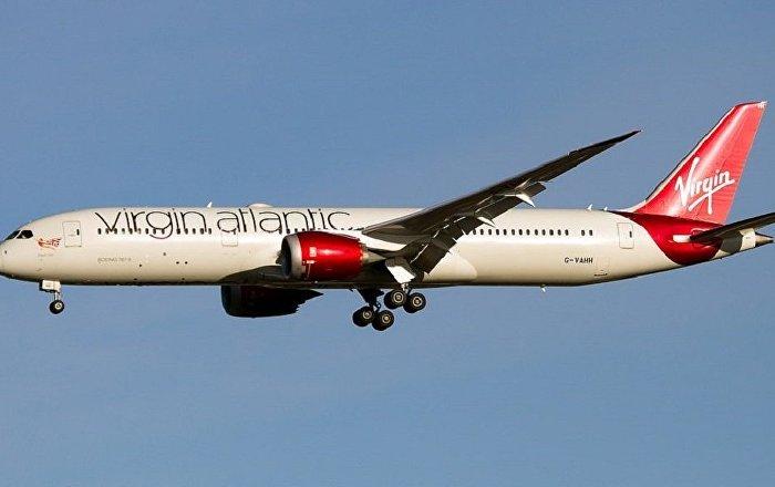 Yolcu uçağından ses hızı rekoru: Planlanandan 48 dakika önce indi