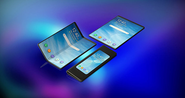 Samsung, katlanabilir telefonu Galaxy Fold'u duyurdu