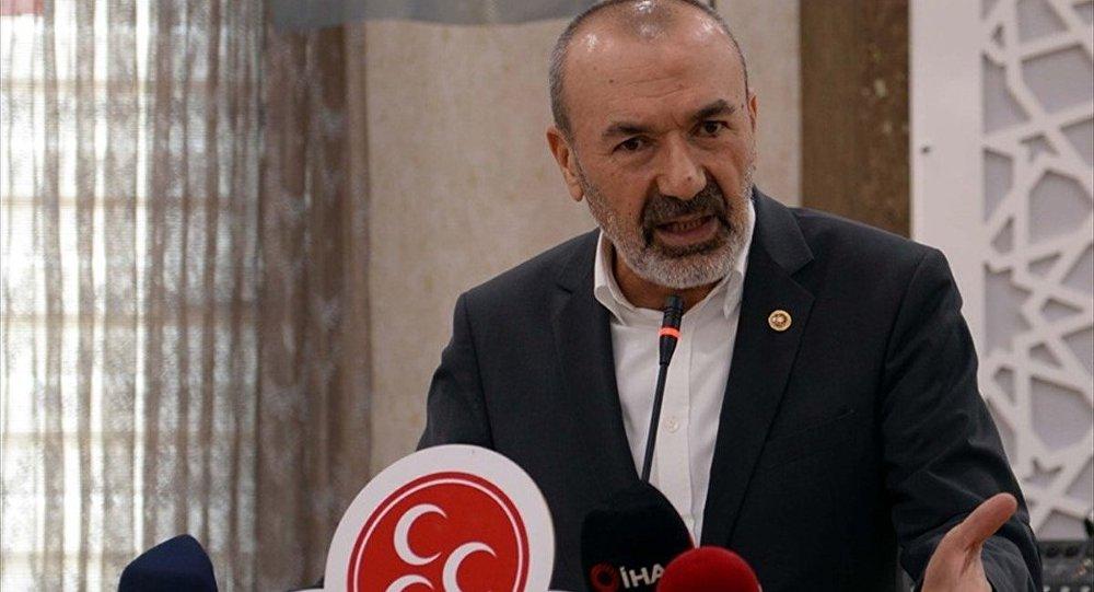 MHP Genel Başkan Yardımcısı Yaşar Yıldırım