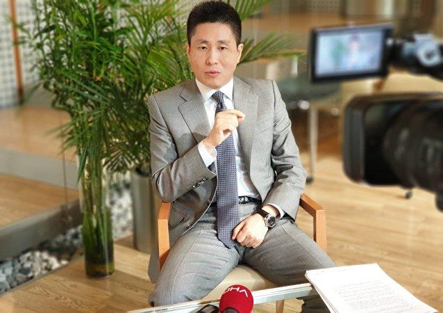 Çin Halk Cumhuriyeti'nin İstanbul Başkonsolosu Cui Wei