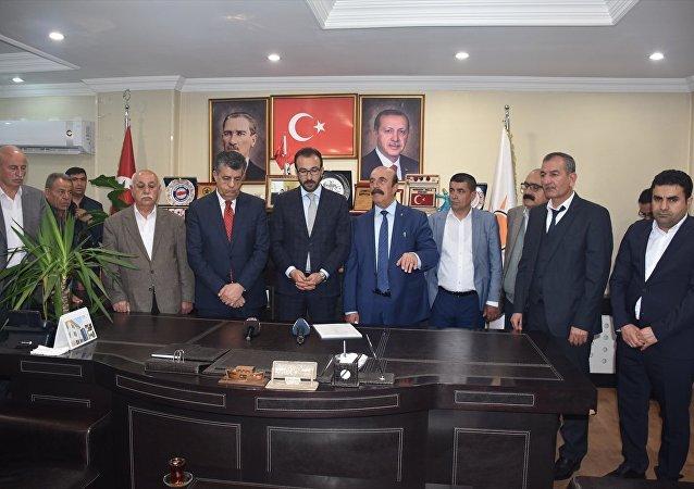 Şırnak, İYİ Parti istifa eden, AK Parti