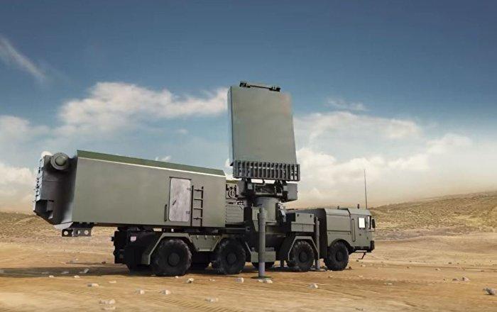 İsrail, yeni kamikaze İHA'sının reklamında S-400 radarını hedef gösterdi