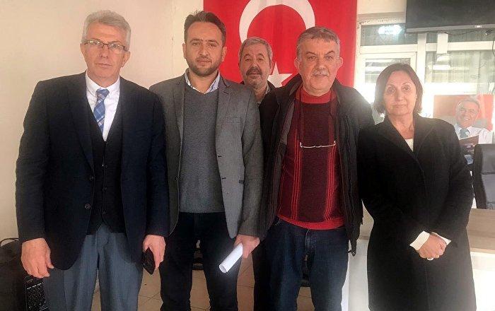 Ödemiş'te DSP adayı Özgür Köksal adaylıktan çekildi: CHP'ye zarar vermemek için bu kararı verdik