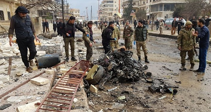 Afrin - saldırı