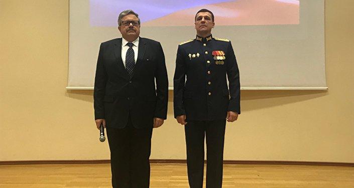 Rusya Silahlı Kuvvetler Günü, Ankara'da kutlandı